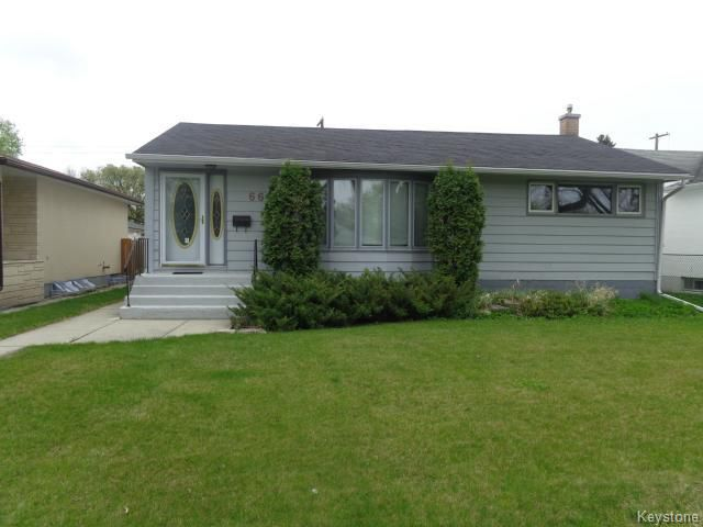 Main Photo: 660 Queenston Street in WINNIPEG: River Heights / Tuxedo / Linden Woods Residential for sale (South Winnipeg)  : MLS®# 1512736