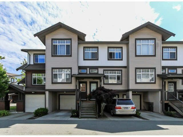 "Main Photo: 152 16177 83RD Avenue in Surrey: Fleetwood Tynehead Townhouse for sale in ""VERANDA"" : MLS®# F1441479"