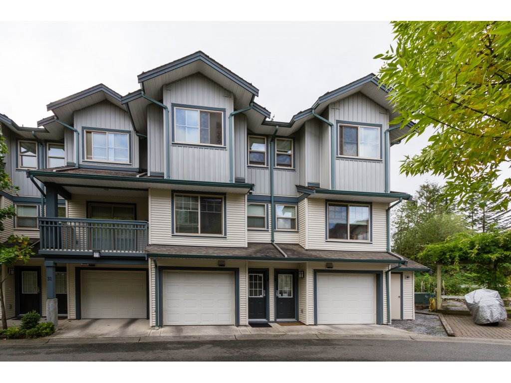 """Main Photo: 30 19250 65 Avenue in Surrey: Clayton Townhouse for sale in """"Sunberry Court"""" (Cloverdale)  : MLS®# R2106869"""