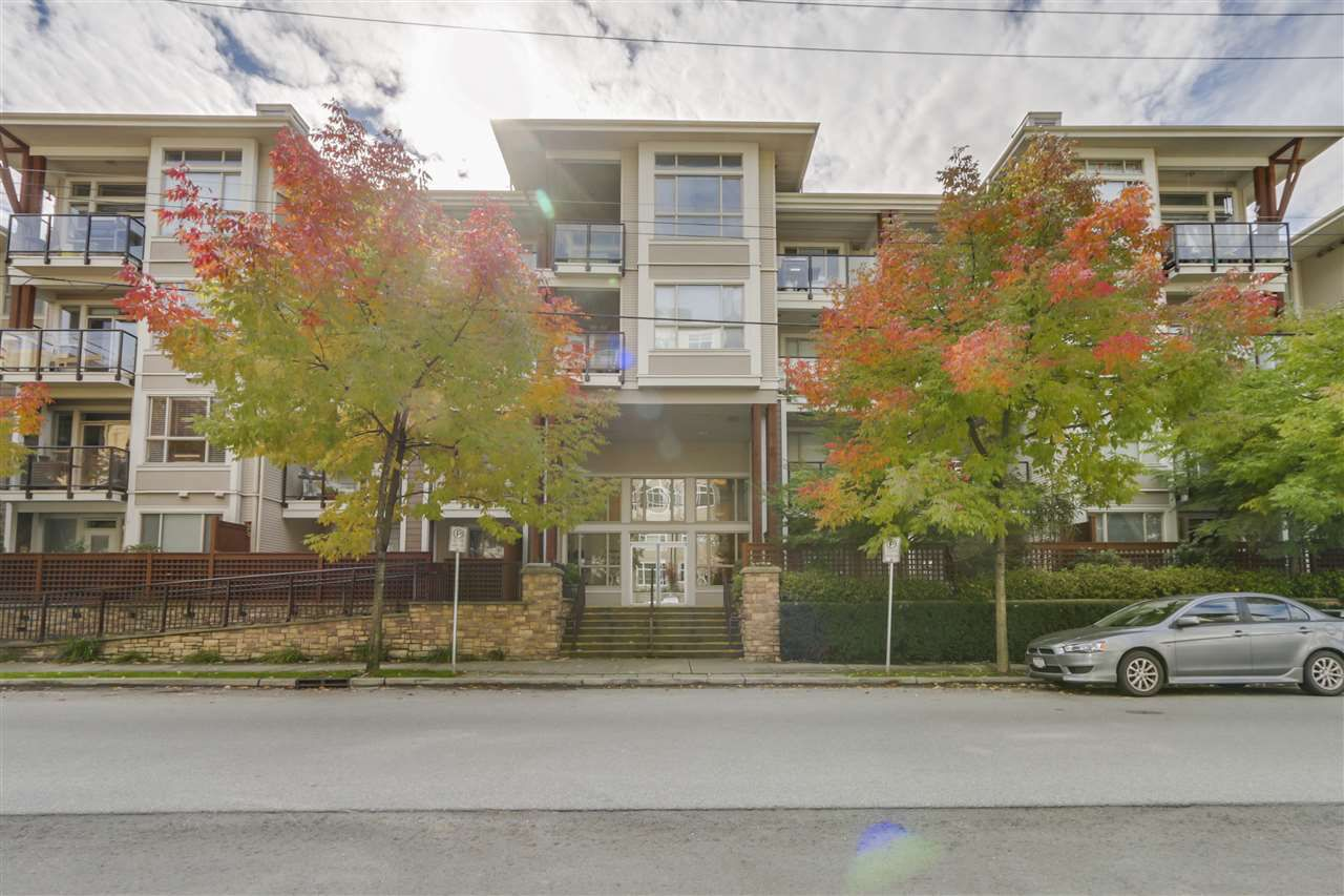 "Main Photo: 314 2484 WILSON Avenue in Port Coquitlam: Central Pt Coquitlam Condo for sale in ""VERDE"" : MLS®# R2112276"