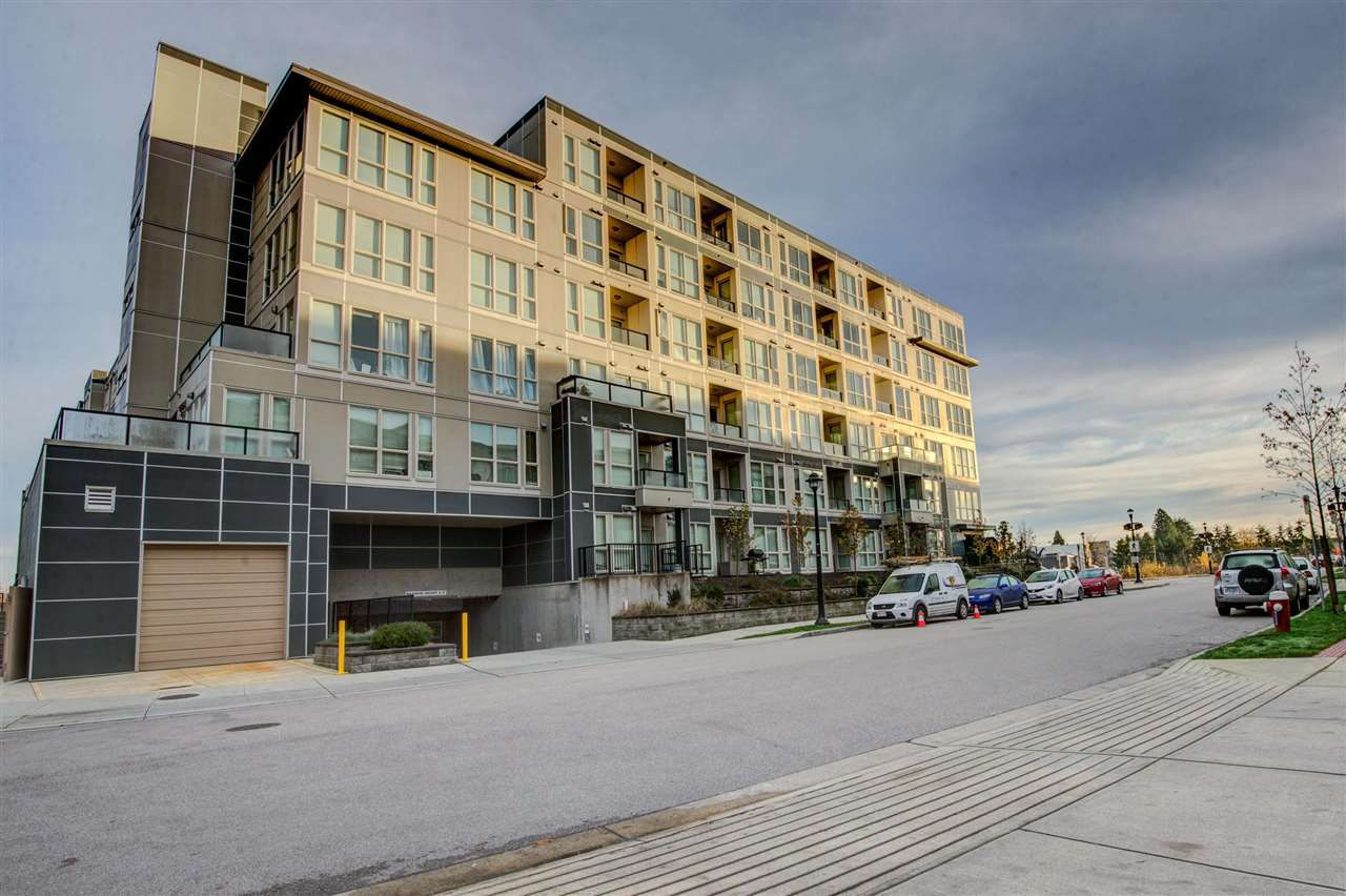 "Main Photo: 687 4133 STOLBERG Street in Richmond: West Cambie Condo for sale in ""REMY"" : MLS®# R2123017"