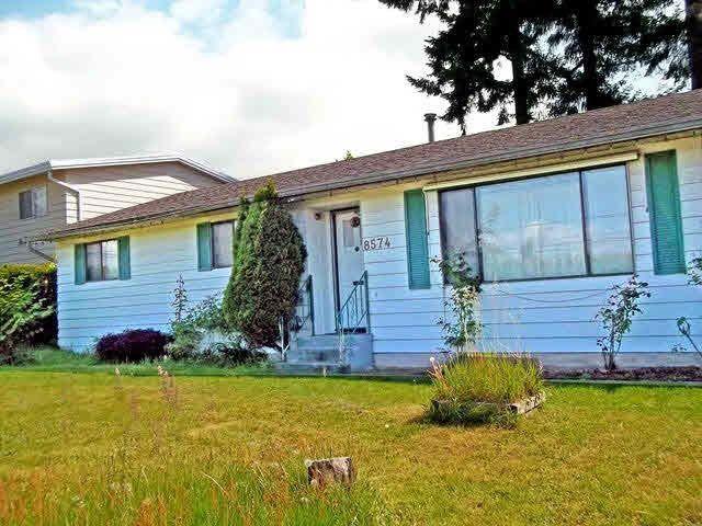Main Photo: 8574 116 Street in Delta: Annieville House for sale (N. Delta)  : MLS®# R2125468