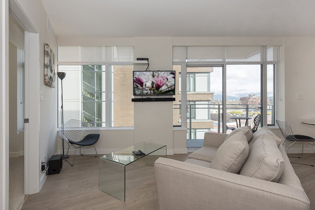 """Main Photo: 703 161 E 1ST Avenue in Vancouver: Mount Pleasant VE Condo for sale in """"Block 100"""" (Vancouver East)  : MLS®# R2132333"""