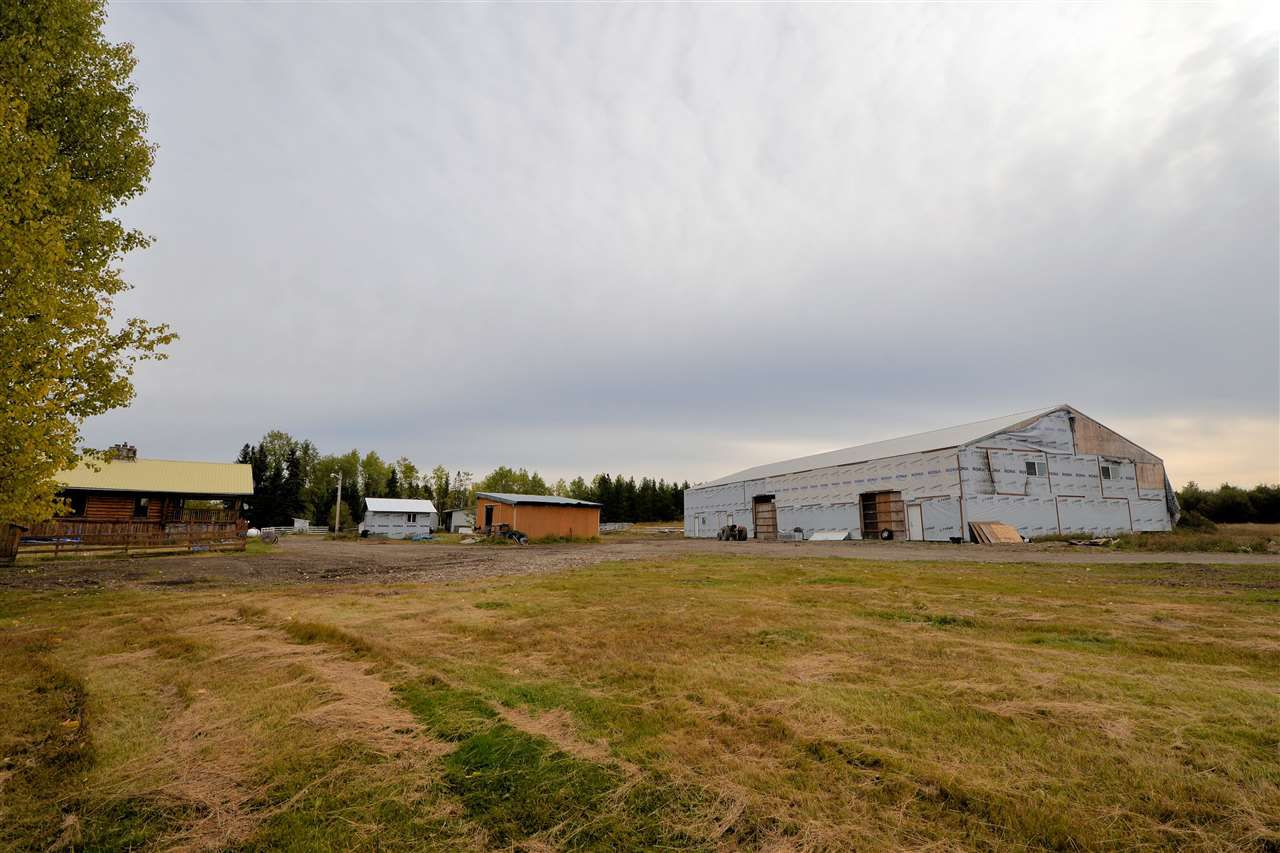 """Main Photo: 21390 CARIBOO Highway in Red Rock / Stoner: Red Rock/Stoner House for sale in """"PG SIDE OF SCALES"""" (PG Rural South (Zone 78))  : MLS®# R2208658"""