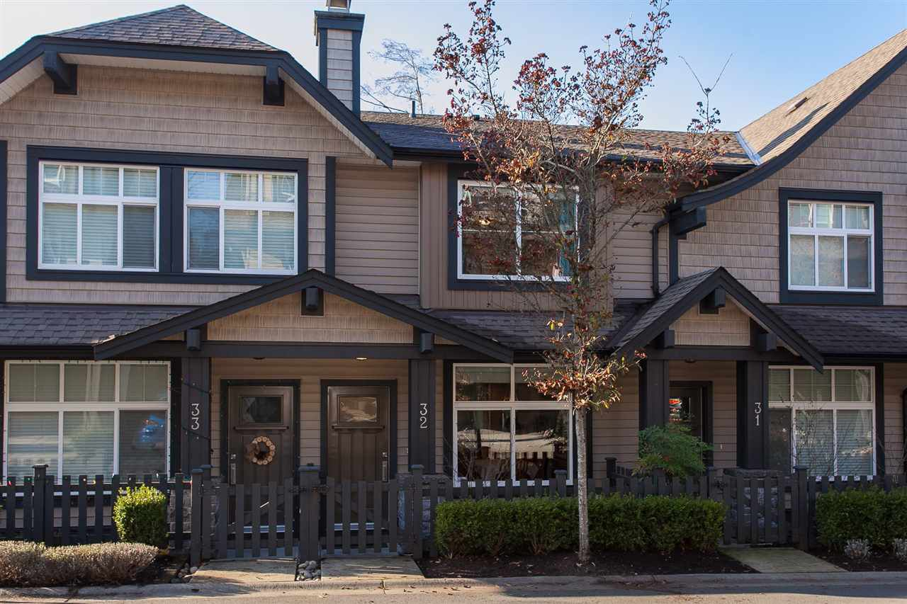 "Main Photo: 32 13819 232 Street in Maple Ridge: Silver Valley Townhouse for sale in ""Brighton"" : MLS®# R2228099"