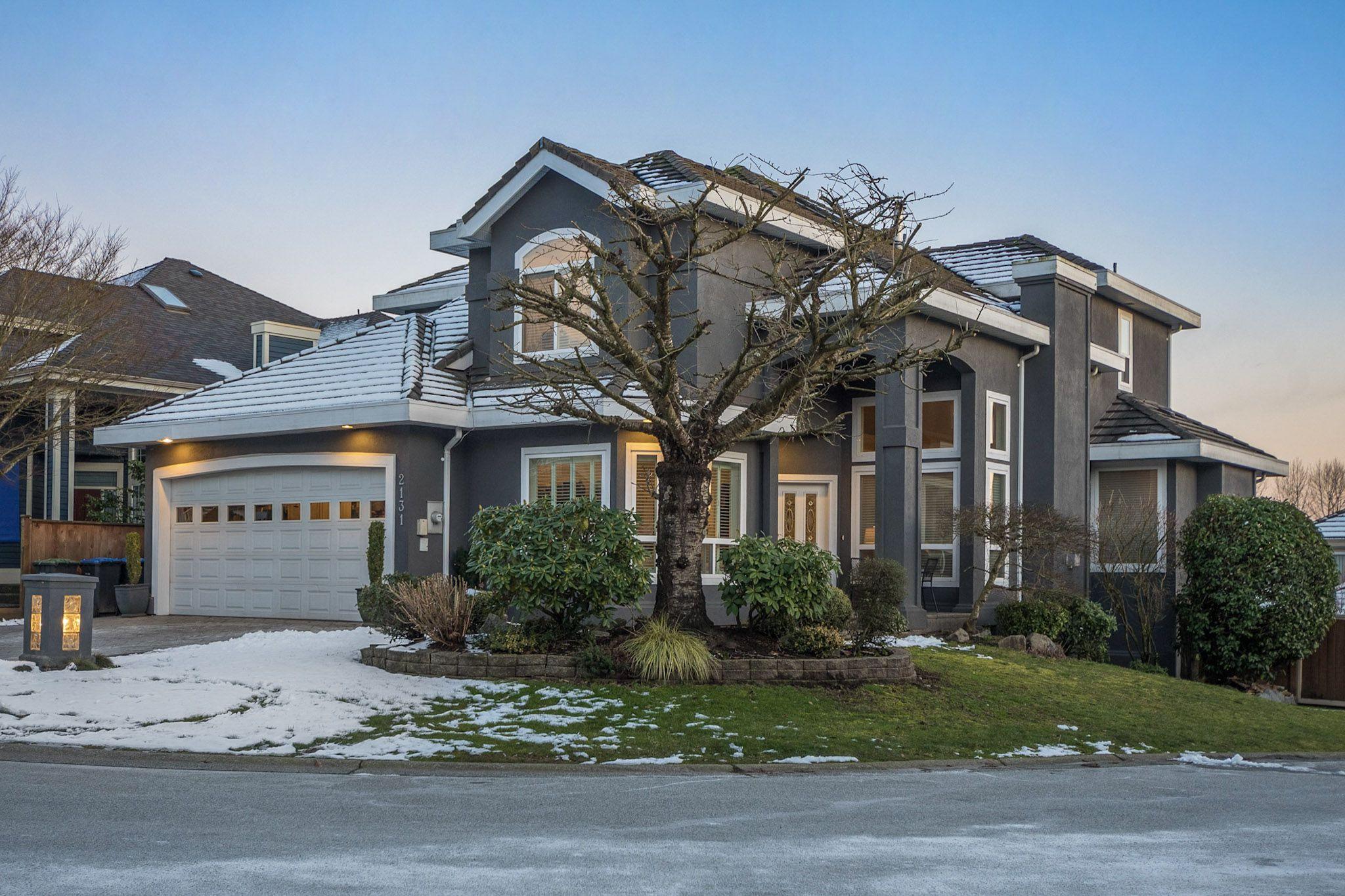 "Main Photo: 2131 DRAWBRIDGE Close in Port Coquitlam: Citadel PQ House for sale in ""Citadel Heights"" : MLS®# R2242911"