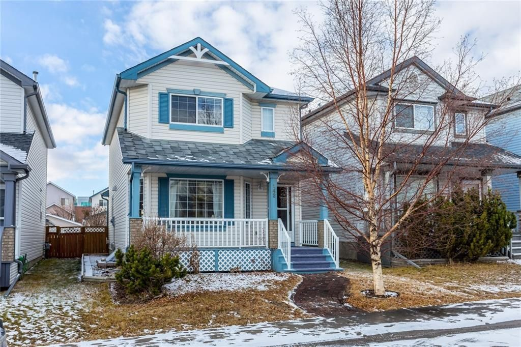 Main Photo: 142 ARBOUR CREST Circle NW in Calgary: Arbour Lake House for sale : MLS®# C4175226