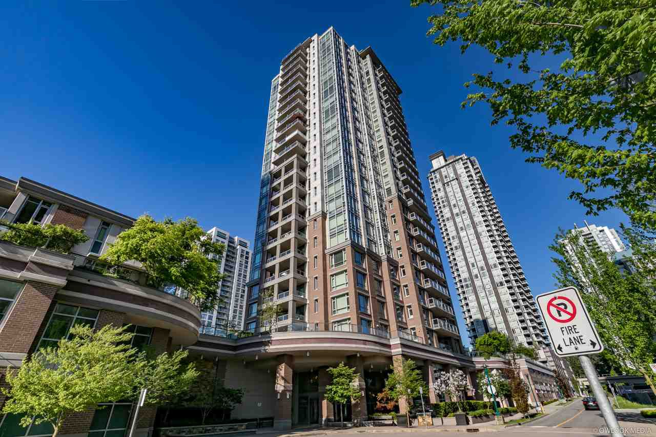 Main Photo: 2702 1155 THE HIGH Street in Coquitlam: North Coquitlam Condo for sale : MLS®# R2266519