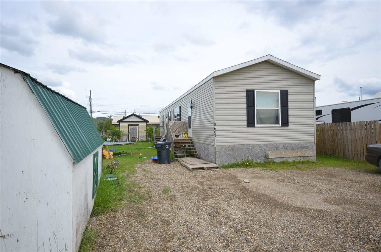 Main Photo: 10607 101 Street: Taylor Manufactured Home for sale (Fort St. John (Zone 60))  : MLS®# R2291099