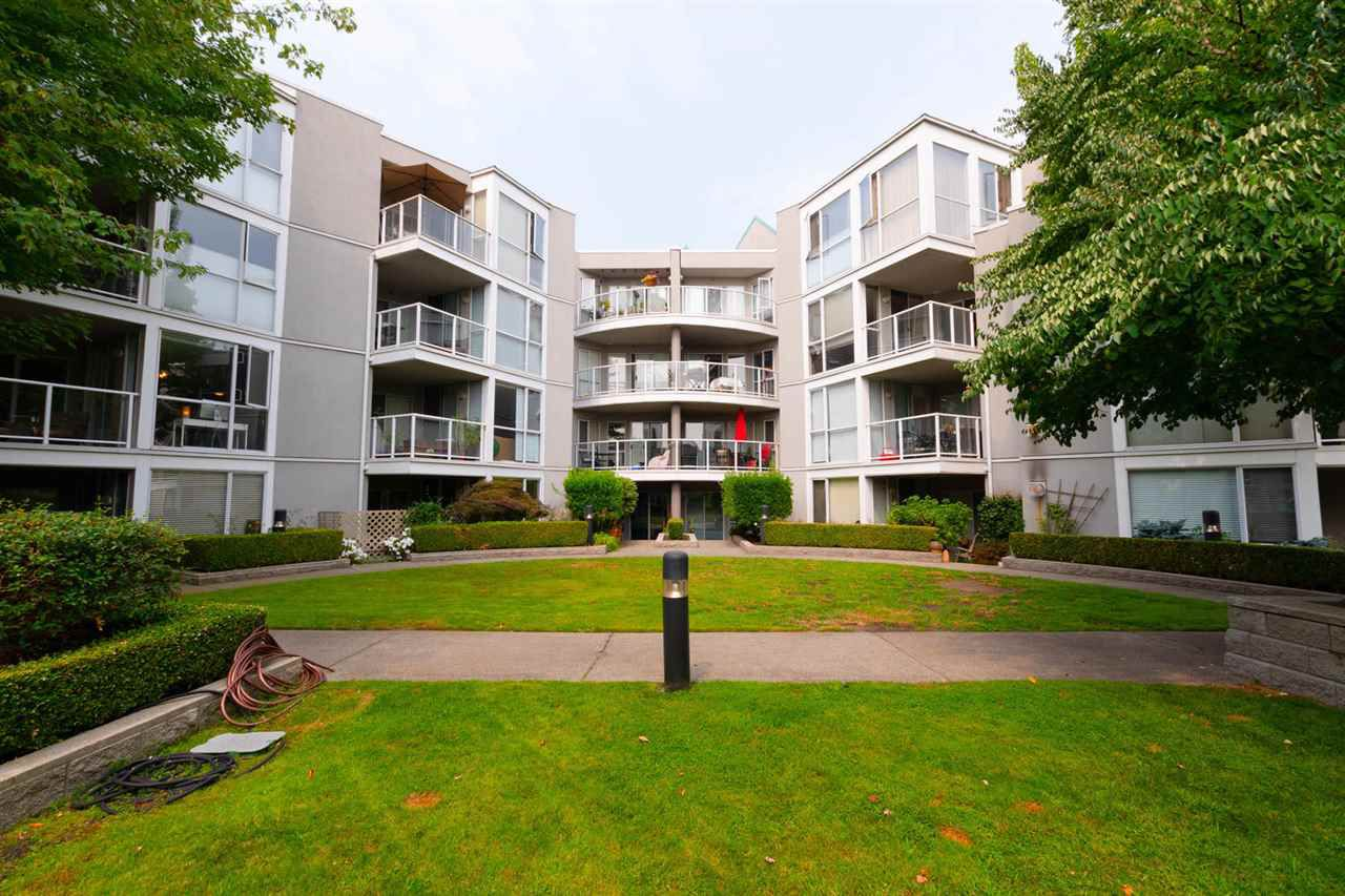 "Main Photo: 207 8460 JELLICOE Street in Vancouver: Fraserview VE Condo for sale in ""Boardwalk"" (Vancouver East)  : MLS®# R2297100"
