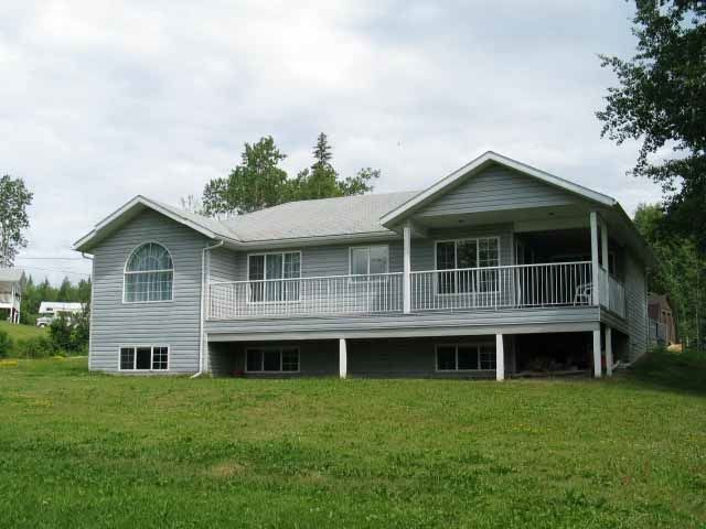 Main Photo: 3165 WILLOWBROOK Road in Burns Lake: Burns Lake - Rural West House for sale (Burns Lake (Zone 55))  : MLS®# R2300092