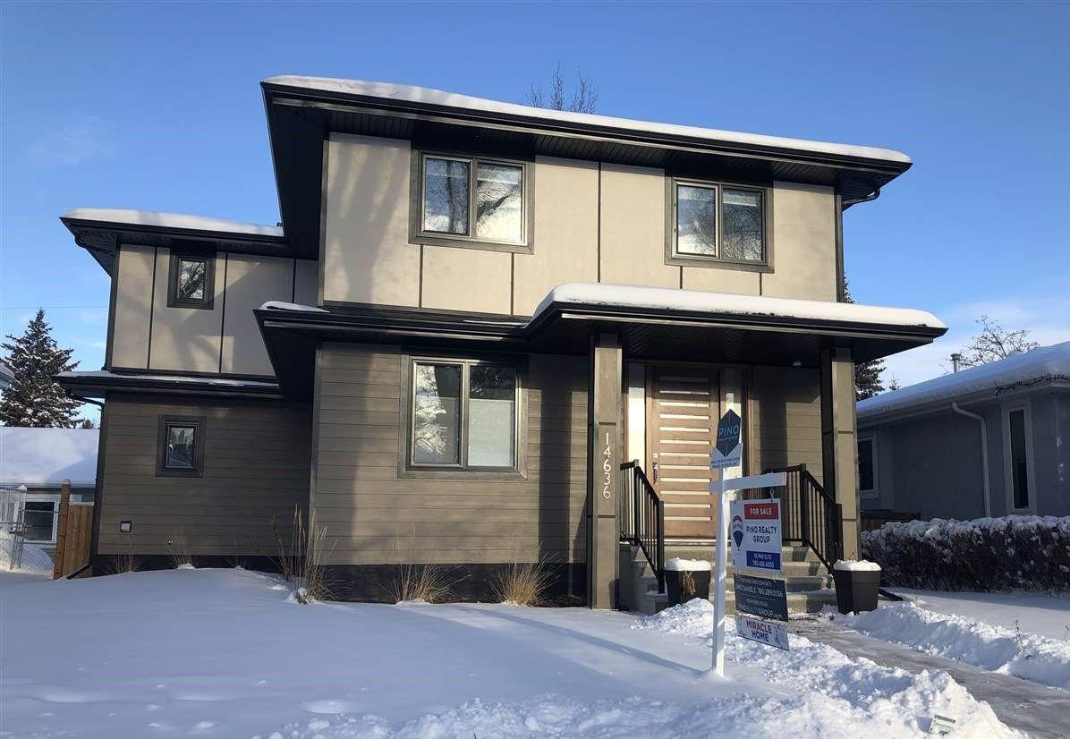 Main Photo: 14636 93 Avenue in Edmonton: Zone 10 House for sale : MLS®# E4134045