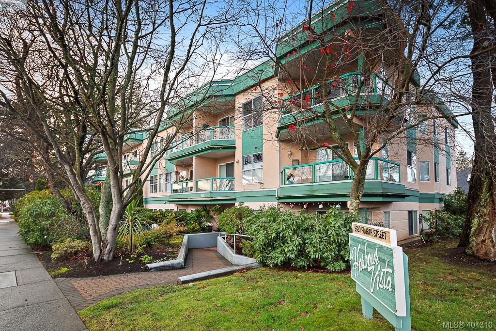 Main Photo: 203 9880 Fourth Street in SIDNEY: Si Sidney North-East Condo Apartment for sale (Sidney)  : MLS®# 404310