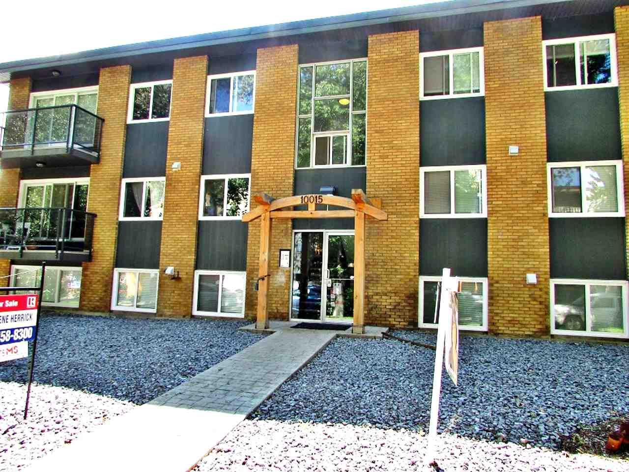 Main Photo: 33 10015 83 Avenue in Edmonton: Zone 15 Condo for sale : MLS®# E4149163