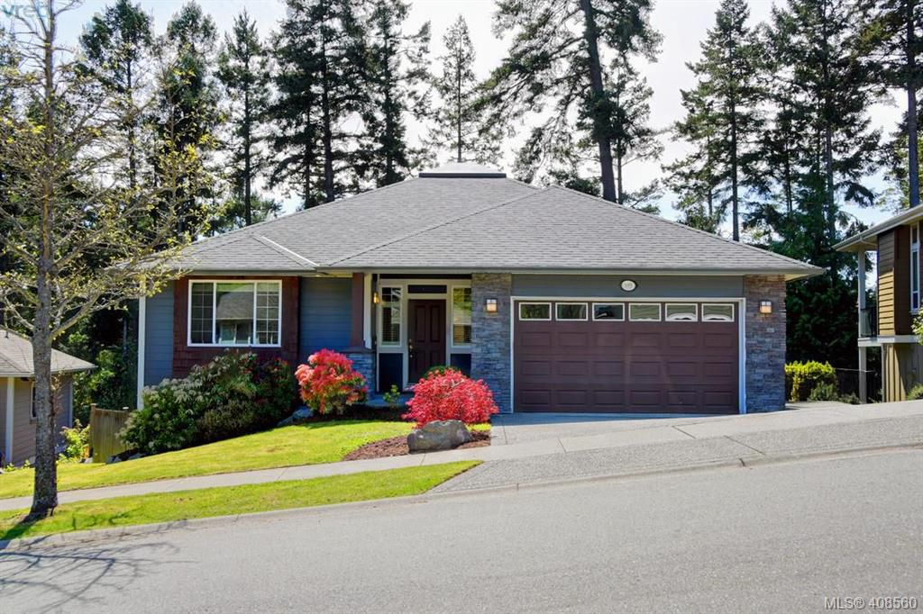Main Photo: 393 Pelican Drive in VICTORIA: Co Royal Bay Single Family Detached for sale (Colwood)  : MLS®# 408560