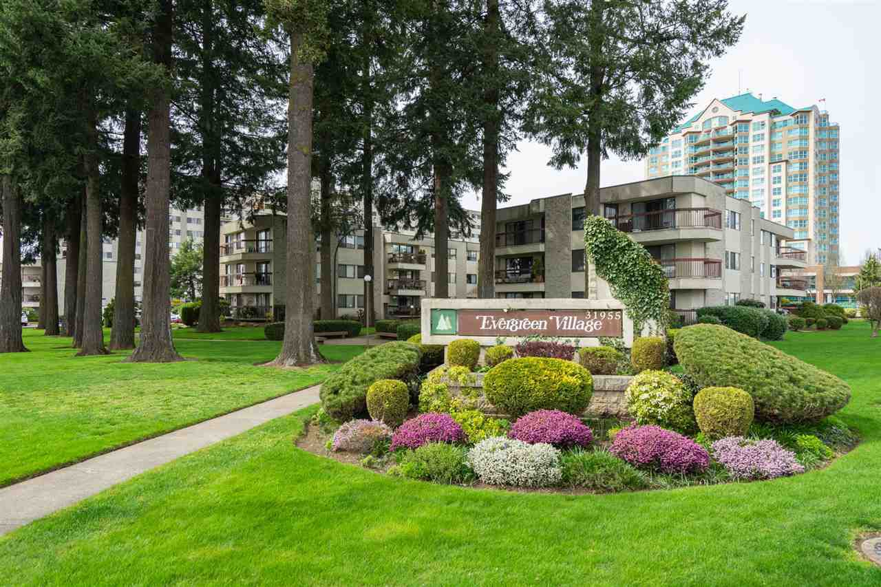 "Main Photo: 903 31955 OLD YALE Road in Abbotsford: Abbotsford West Condo for sale in ""Evergreen Village"" : MLS®# R2367690"