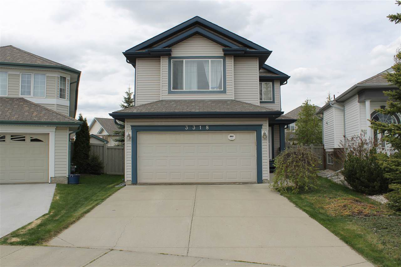 Main Photo: 3318 MCPHADDEN Close in Edmonton: Zone 55 House for sale : MLS®# E4158009
