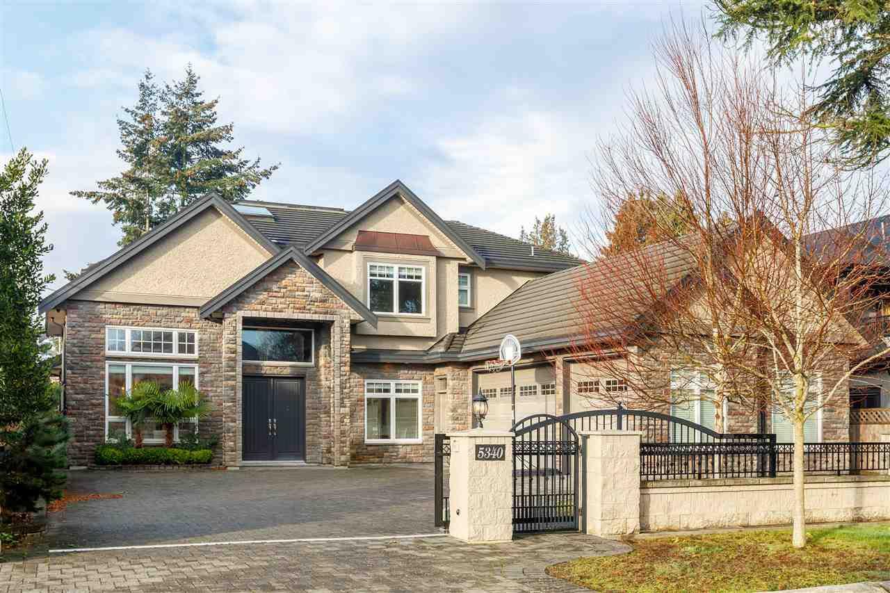 Main Photo: 5340 CALDERWOOD Crescent in Richmond: Lackner House for sale : MLS®# R2374474