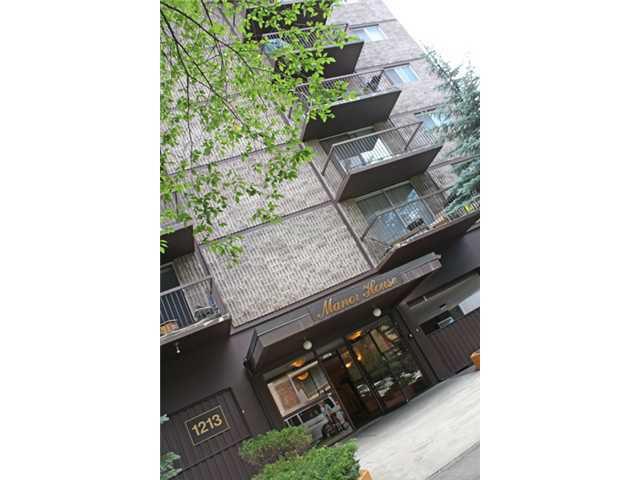 Main Photo: 606 1213 13 Avenue SW in CALGARY: Connaught Condo for sale (Calgary)  : MLS®# C3462052