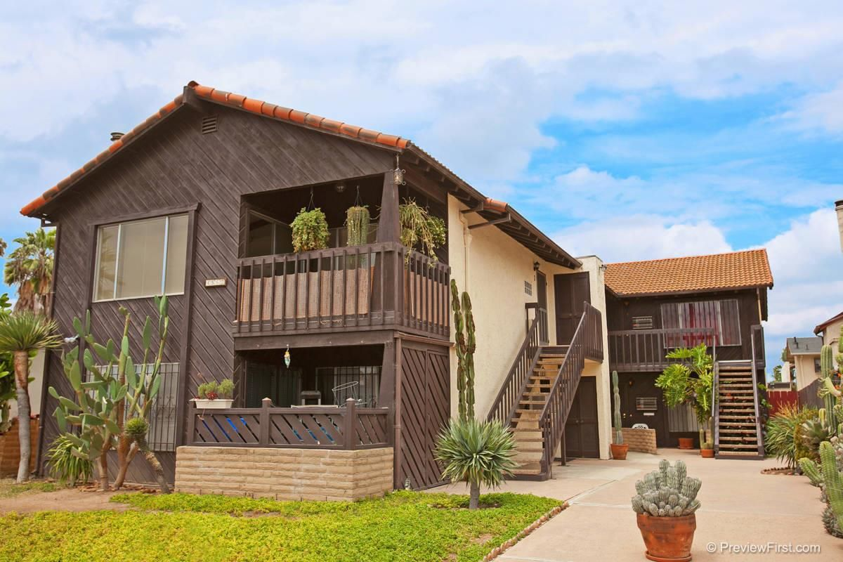 Main Photo: TALMADGE Condo for sale : 2 bedrooms : 4562 50th Street #3 in San Diego
