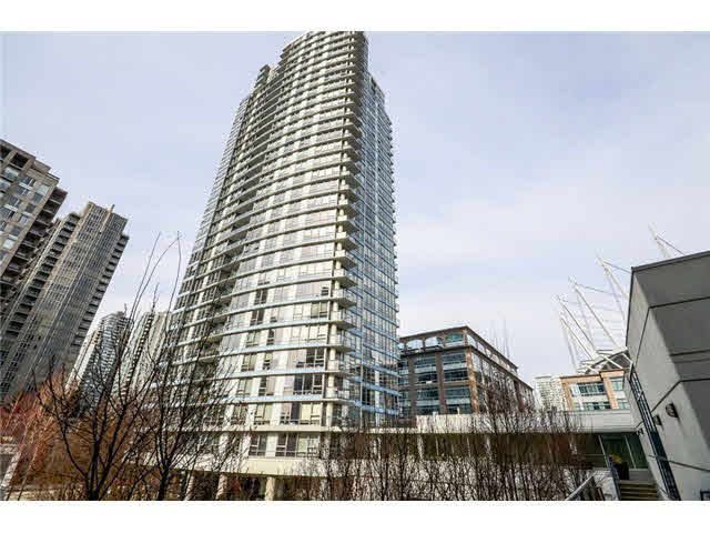Main Photo: 2008 928 BEATTY STREET in : Yaletown Condo for sale : MLS®# V1054597