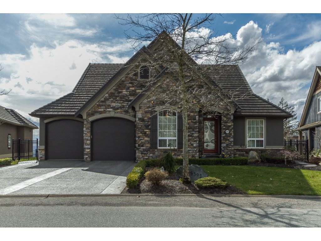 """Main Photo: 35392 JADE Drive in Abbotsford: Abbotsford East House for sale in """"Eagle Mountain"""" : MLS®# R2148904"""
