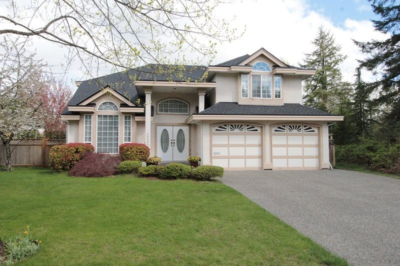 "Main Photo: 20825 43 Avenue in Langley: Brookswood Langley House for sale in ""Cedar Ridge"" : MLS®# R2160707"