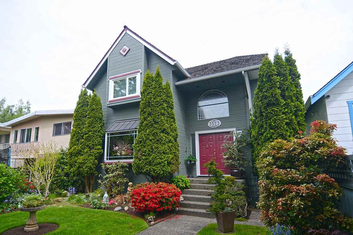 Main Photo: 3523 W KING EDWARD Avenue in Vancouver: Dunbar House for sale (Vancouver West)  : MLS®# R2166768