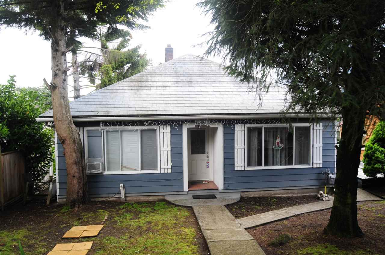 Main Photo: 1618 SIXTH Avenue in New Westminster: Uptown NW House for sale : MLS®# R2168501