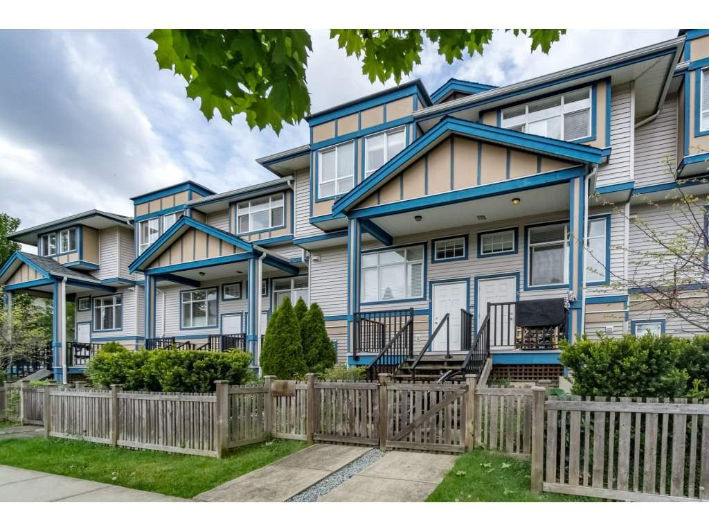 """Main Photo: 5 13899 LAUREL Drive in Surrey: Whalley Townhouse for sale in """"Emerald Gardens"""" (North Surrey)  : MLS®# R2168141"""