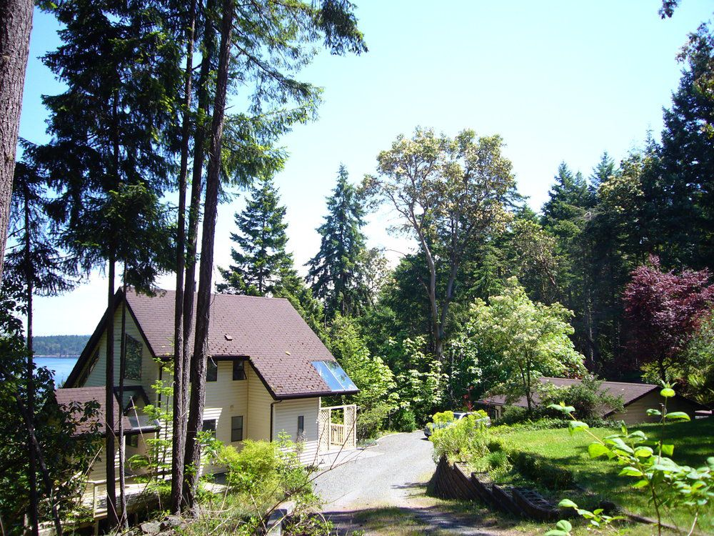 Main Photo: 148 Pilkey Point Road in Thetis Island: House  Land for sale : MLS®# 257031