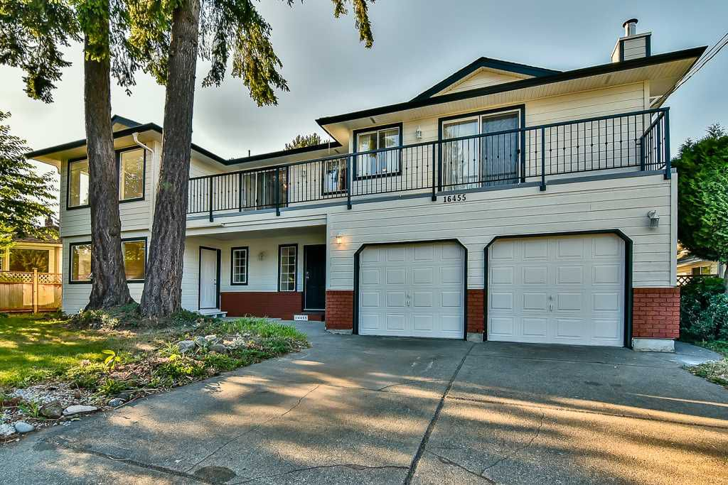 Main Photo: 16455 10 Avenue in Surrey: King George Corridor House for sale (South Surrey White Rock)  : MLS®# R2183795