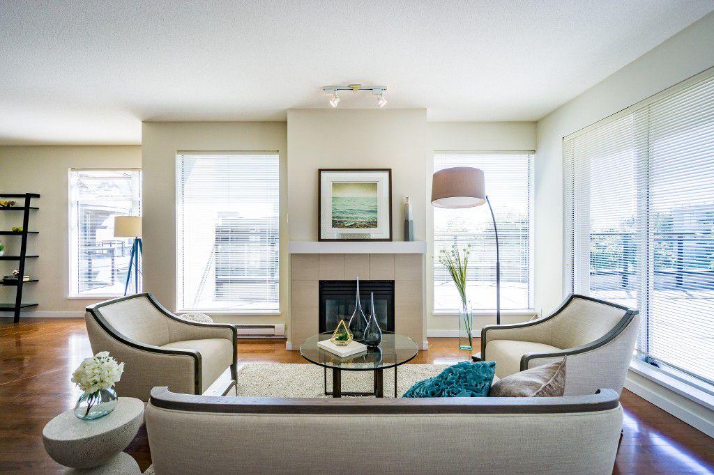 """Main Photo: 401 8480 GRANVILLE Avenue in Richmond: Brighouse South Condo for sale in """"MONTE CARLO"""" : MLS®# R2203268"""