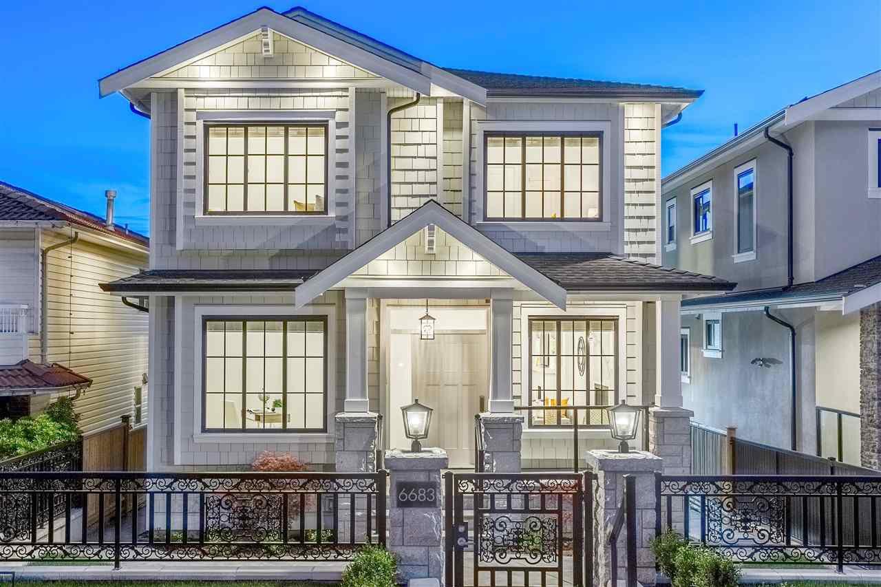 Main Photo: 6683 BRANTFORD Avenue in Burnaby: Upper Deer Lake House for sale (Burnaby South)  : MLS®# R2207642