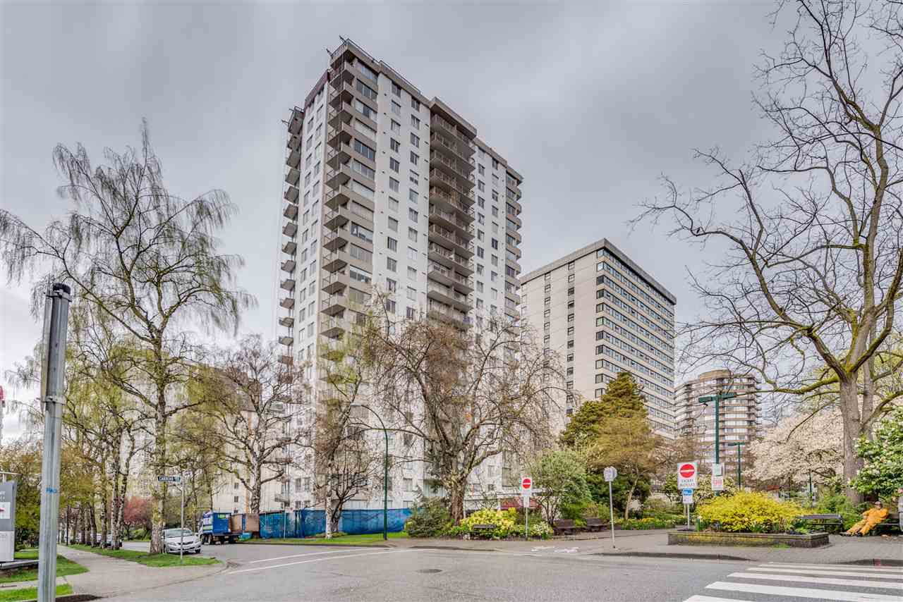 """Main Photo: 903 1251 CARDERO Street in Vancouver: West End VW Condo for sale in """"SURFCREST"""" (Vancouver West)  : MLS®# R2257633"""
