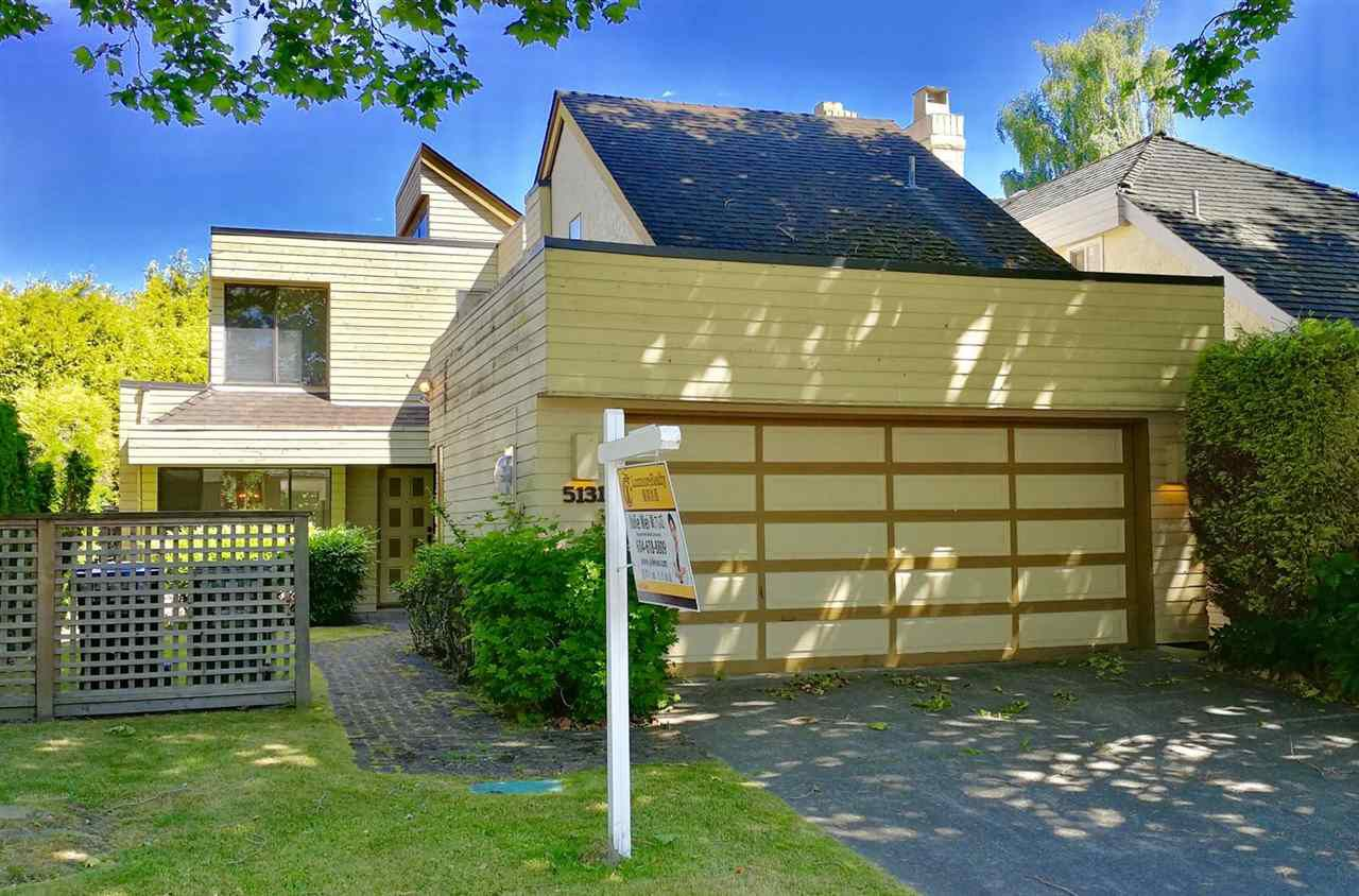 Main Photo: 5131 JASKOW Drive in Richmond: Lackner House for sale : MLS®# R2263629