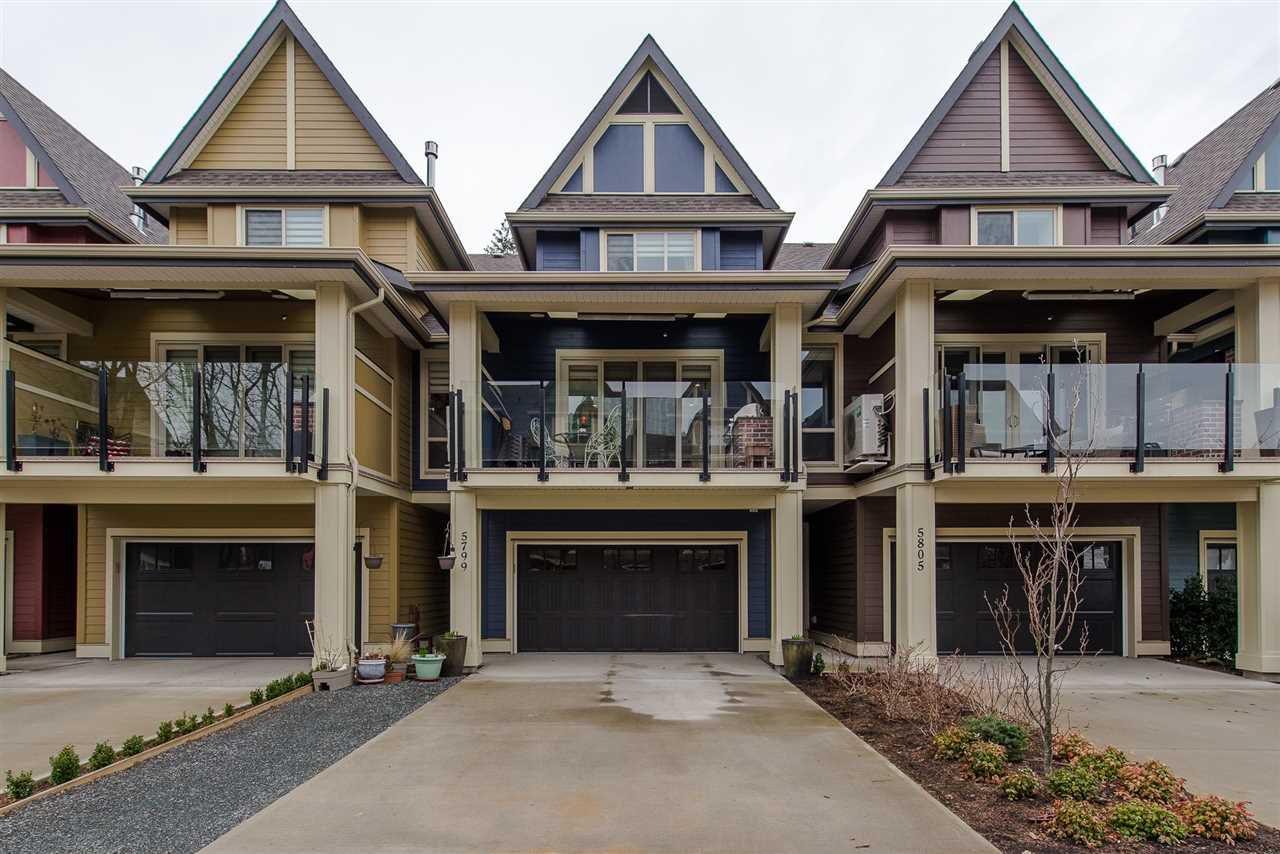 Main Photo: 5799 MITCHELL Street in Sardis: Vedder S Watson-Promontory Condo for sale : MLS®# R2311932