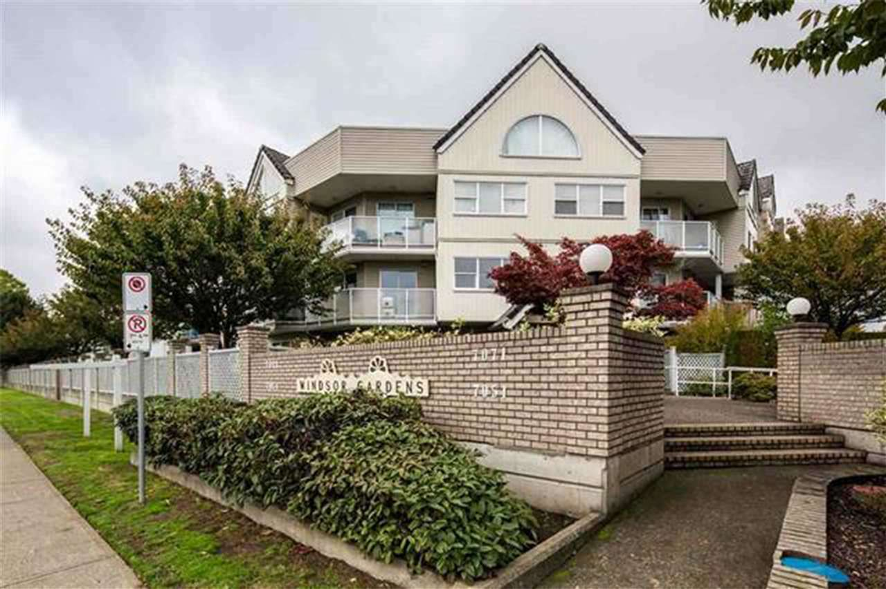Main Photo: 204 7011 BLUNDELL Road in Richmond: Brighouse South Condo for sale : MLS®# R2317049