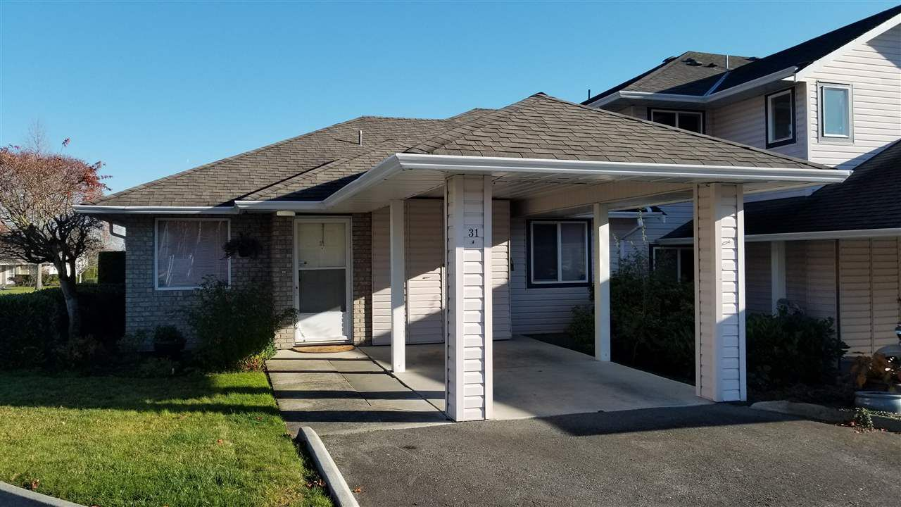 """Main Photo: 31 15020 66A Avenue in Surrey: East Newton Townhouse for sale in """"SULLIVAN MEWS"""" : MLS®# R2323550"""