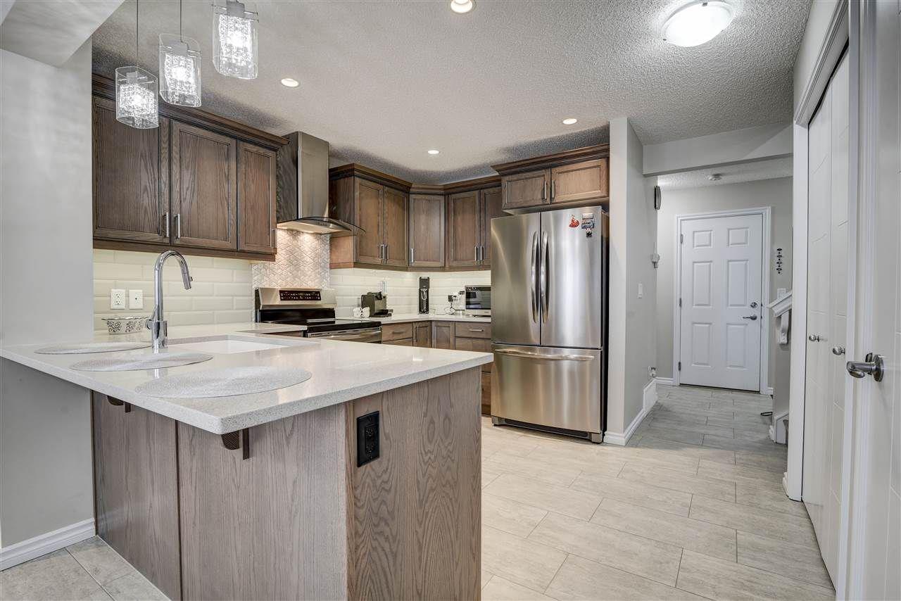 Main Photo: 22134 89 Avenue in Edmonton: Zone 58 House Half Duplex for sale : MLS®# E4140413