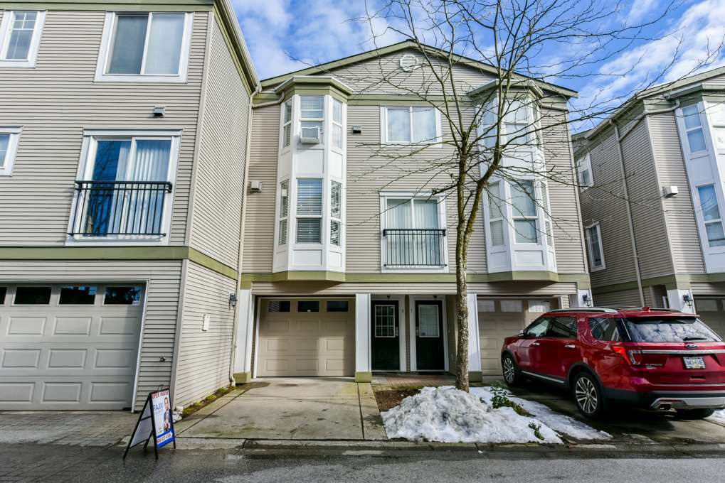 Main Photo: 8 9559 130A Street in Surrey: Queen Mary Park Surrey Townhouse for sale : MLS®# R2340857