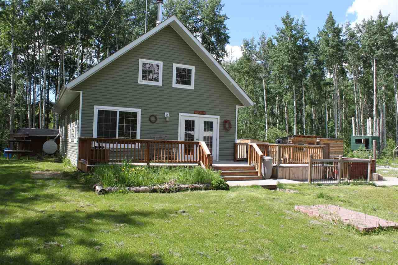Main Photo: 102 53513 Rge Rd 35: Rural Lac Ste. Anne County House for sale : MLS®# E4150179