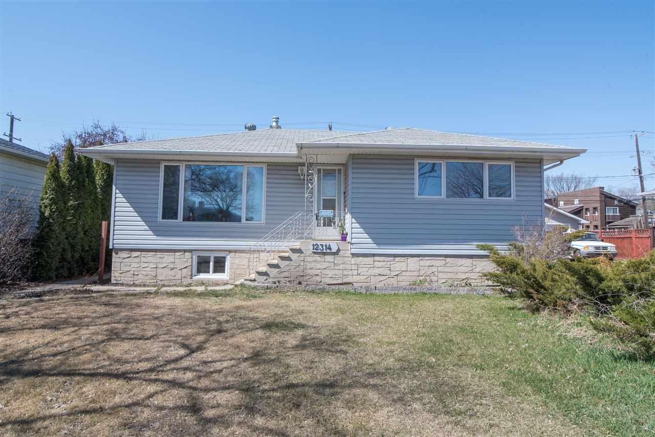 Main Photo: 12314 127 Street in Edmonton: Zone 04 House for sale : MLS®# E4154043
