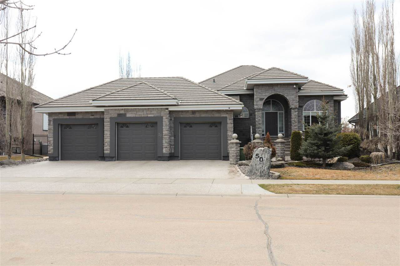 Main Photo: 50 KINGSFORD Crescent: St. Albert House for sale : MLS®# E4154568