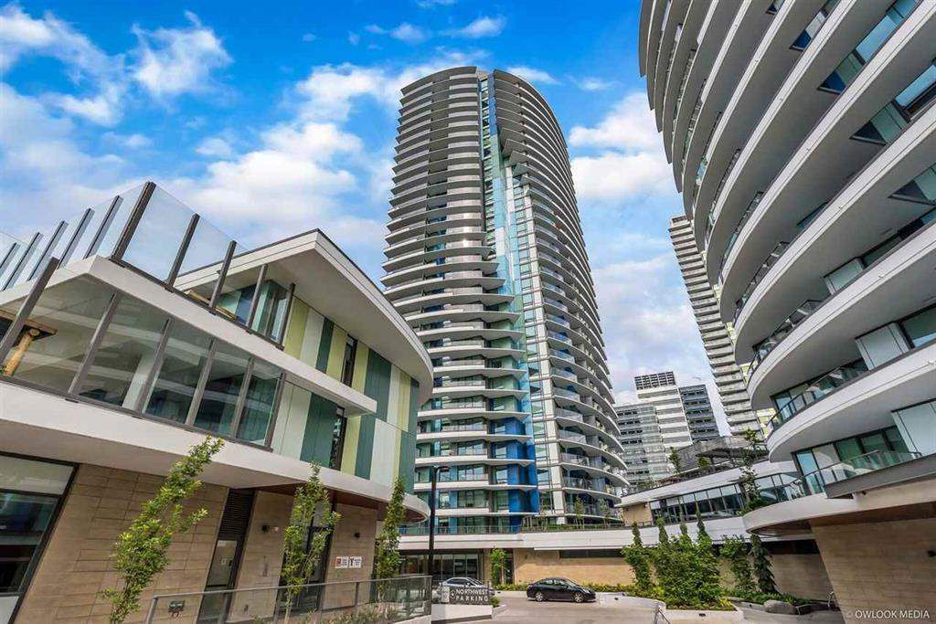 "Main Photo: 1604 8189 CAMBIE Street in Vancouver: Marpole Condo for sale in ""RANCHO MANAGEMENT"" (Vancouver West)  : MLS®# R2365788"