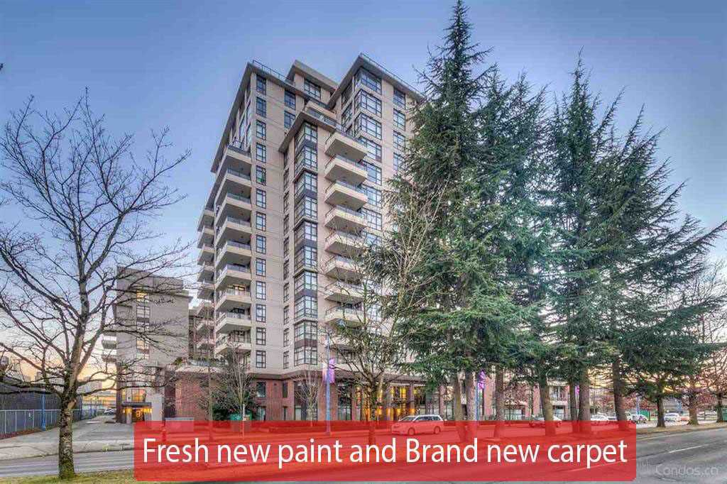 "Main Photo: 1108 8160 LANSDOWNE Road in Richmond: Brighouse Condo for sale in ""PRADO"" : MLS®# R2370884"