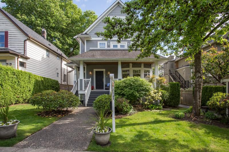 Main Photo: 28 W 14TH Avenue in Vancouver: Mount Pleasant VW Townhouse for sale (Vancouver West)  : MLS®# R2371616