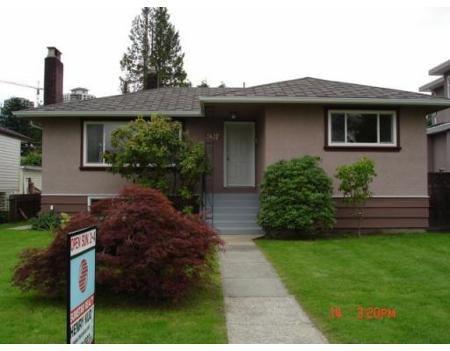 Main Photo: 6807 STRATHMORE AV in Burnaby: House for sale (Middlegate BS)  : MLS®# V596842
