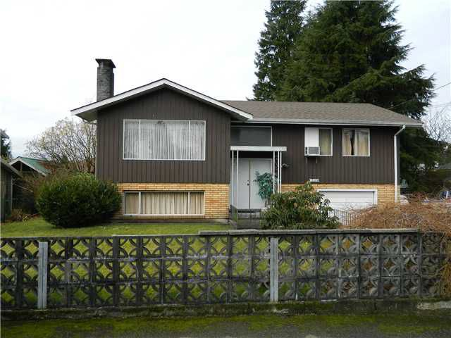 Main Photo: 12209 214TH ST in Maple Ridge: West Central House for sale : MLS®# V933255