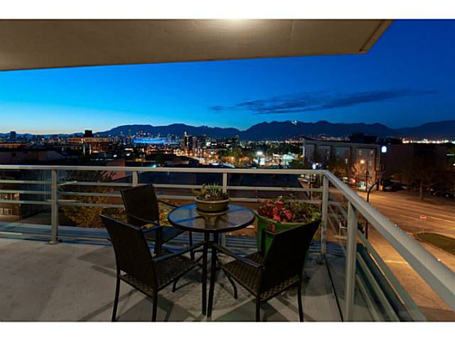 Main Photo: # 409 298 E 11TH AV in Vancouver: Mount Pleasant VE Condo for sale (Vancouver East)  : MLS®# V1005703